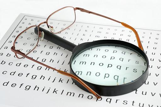 メガネ・虫眼鏡